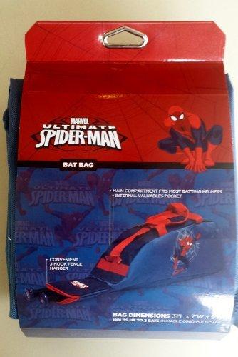 Marvel Ultimate Spider-man Bat Bag by Easton (Homemade Halloween Costumes For Kids Bat)