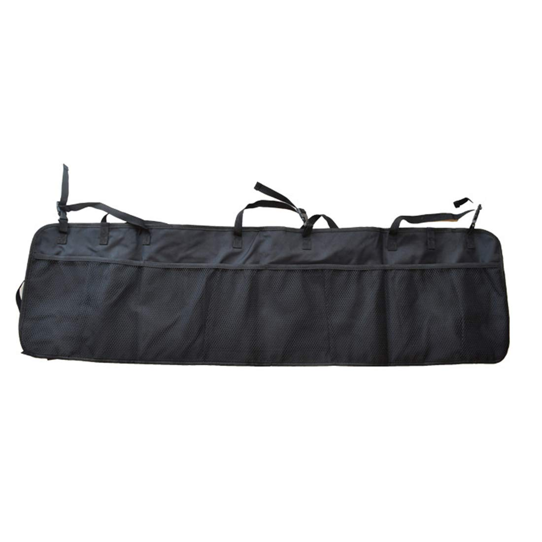 Black 110X30cm Black 110X30cm CEFULTY Mesh Prevent Pets from Rushing to The Front Seat Dog Out Car Mat (color   Black, Size   110X30cm)