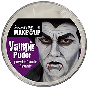 Festartikel Muller Weisses Vampir Puder 24g Schminke Halloween