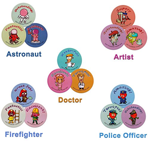 Stickers Forever Future Professional Scratch and Sniff St...
