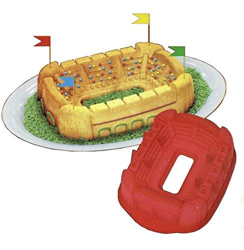 football stadium cake pan - 4
