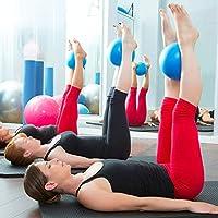 MFHSB - Pelotas de Ejercicio para Yoga, Pilates y Embarazo (45 cm ...