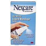 Product review for 3m Nexcre Liq Sry Bandage Size .61oz 3m Spray Liquid Bandage