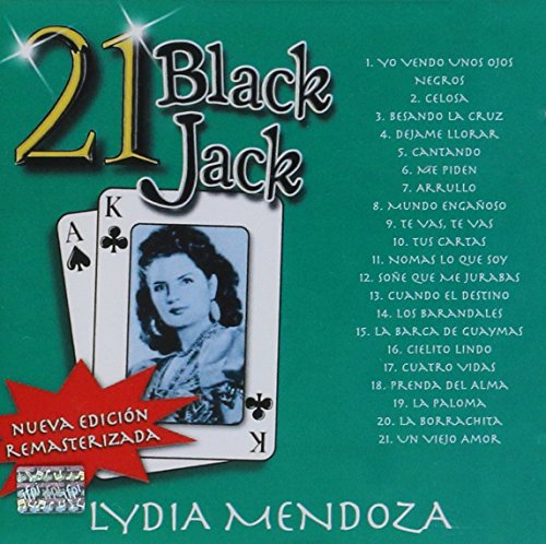 21 black jack lydia mendoza - 1
