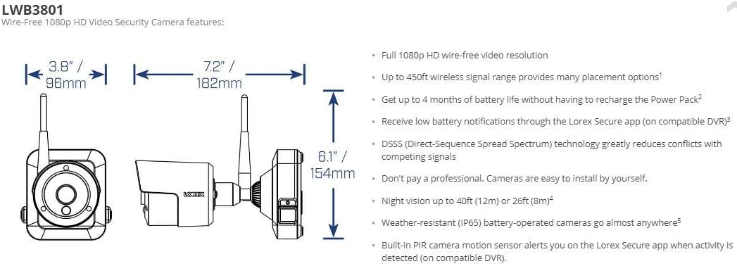 Lorex Ip Camera Wiring Diagram