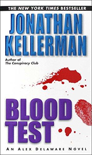 Blood Test (An Alex Delaware Novel Book 2)
