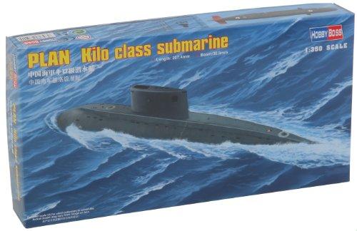 Hobby Boss PLAN Kilo Class Submarine Boat Model Building Kit