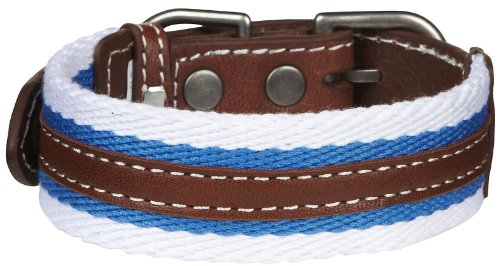 The Life of Ryley Rugby Collar Blue - Medium
