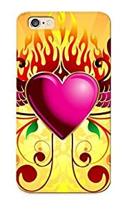 New Style Stylishgojkqt Hard Case Cover For Iphone 6- Valentines Day