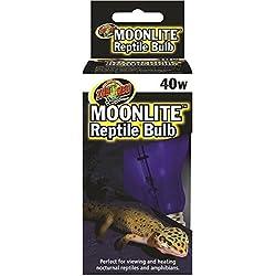 Zoo Med Moonlite Reptile Bulb - 40 w
