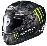 HJC Full Face RPHA-11 Pro Military Camo Helmet