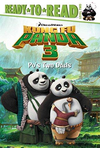 Po's Two Dads (Kung Fu Panda 3 Movie) (Kung Fu Panda 2 Story Of Po)