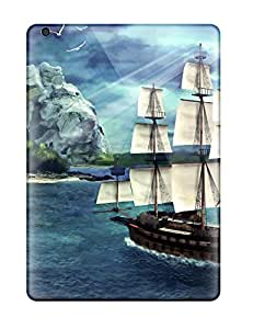 Kristyjoy99 Design High Quality Fantasy Ship Covers Cases With Excellent Style For Ipad Air