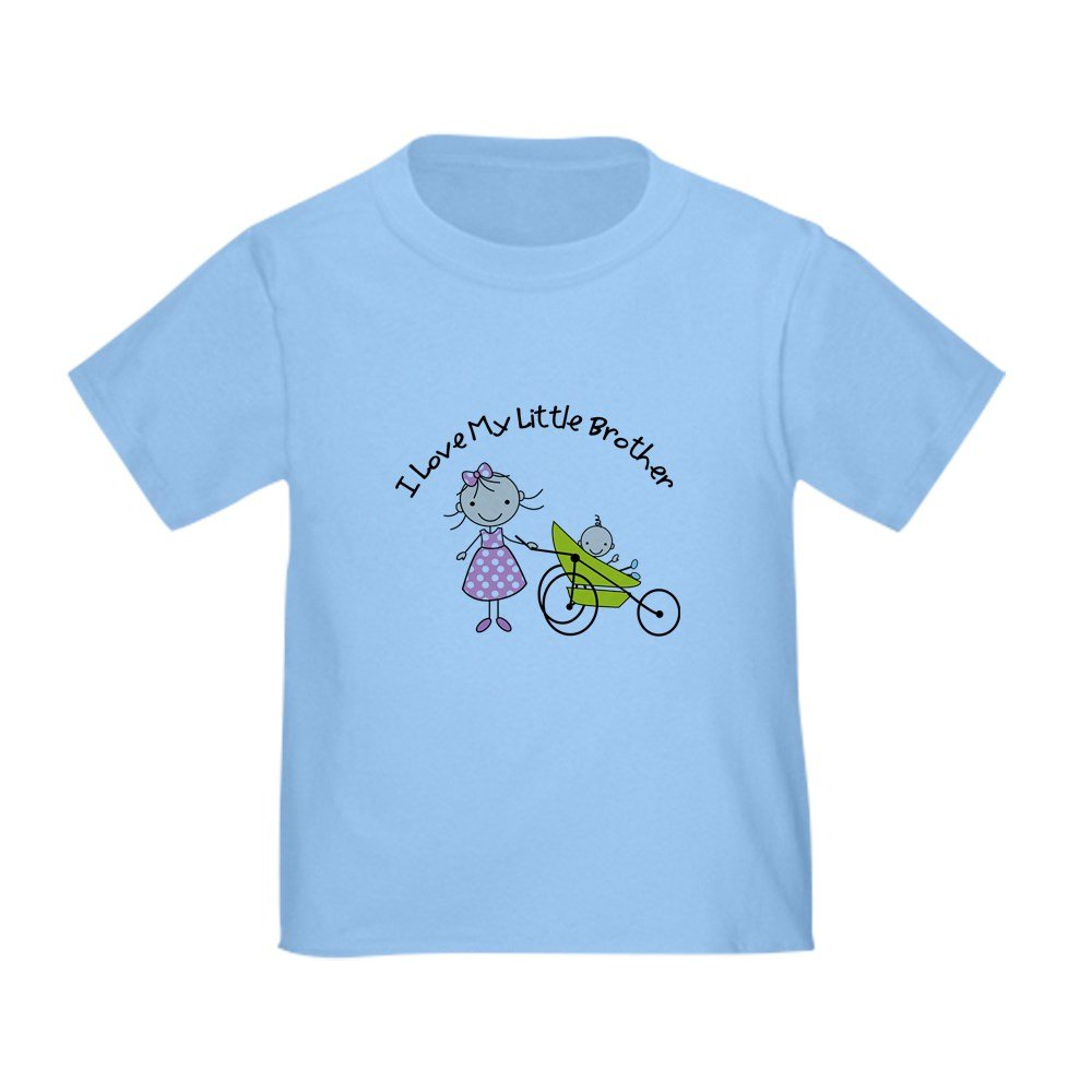 422bd25200ad Amazon.com: CafePress - big sister little brother matching t-shirts Infant  - Cute Toddler T-Shirt, 100% Cotton: Clothing
