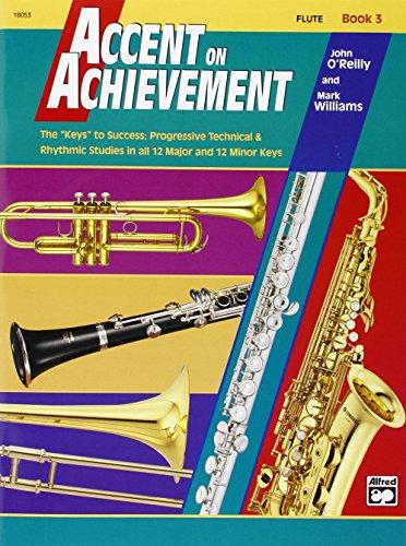 Accent On Achievement Flute - 3