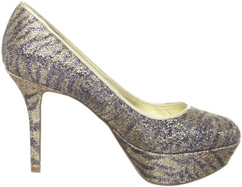 Patent Platform Multi Nine Women's Mendoza Gold West Gold Pump txY8qTYw