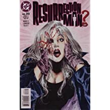 """""""The Female of the Species"""" (Resurrection Man, Issue #23)"""