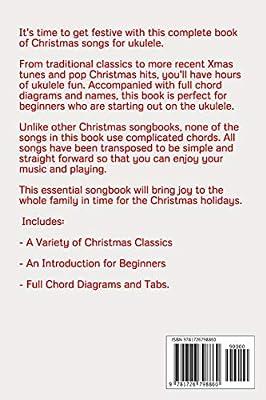 So This Is Christmas Chords.Ukulele Christmas Songbook Christmas Classics For Ukulele