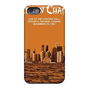 Iphone High Quality Tpu Case/ Alice In Chains Band Obz51GCqT Case Cover For Iphone 6plus