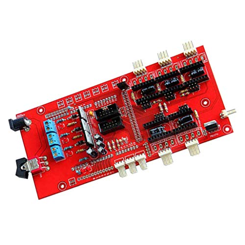 nouler Juler 3D Printer Motherboard Controller Panel for Arduino Mega Shield (One Pack)