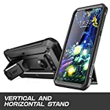 SupCase Unicorn Beetle PRO Series Case for LG V50 / LG V50 ThinQ 5G Case 2019, Full-Body Protective Case with Built-in Screen Protector Kickstand & Holster Clip