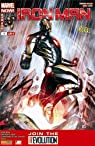 Iron man 2013 n°1 par Brian Michael Bendis