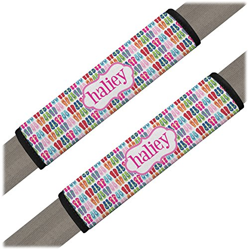 overs (Set of 2) (Personalized) (Flip Flop Seat Covers)