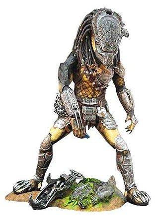 Sideshow Collectibles Hot Toys Movie Masterpiece Alien Vs. Predator: Requiem Collectors Edition Predator (Cleaner Kit Version)