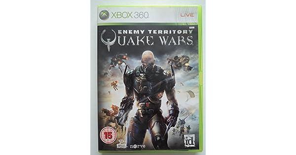 Enemy Territory Quake Wars 360: Amazon.es: Videojuegos