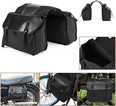 PoeHXtyy Bolsas de Silla de Montar de Gran Capacidad Bolsa de Herramientas para Maletas de Motocicleta Bolsas para Bicicletas Bolsas de Equipaje para Bicicletas
