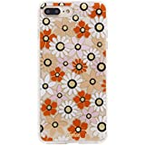 """iPhone 8 PLUS / iPhone 7 PLUS, Sonix CARNATION Cell Phone Case - Military Drop Test Certified - Retail Packaging - SONIX Clear Case Series for Apple (5.5"""") iPhone 7 PLUS, iPhone 8 PLUS"""