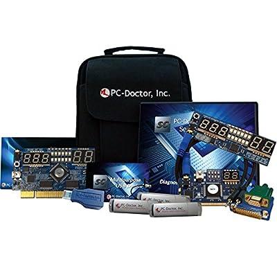 PC-Doctor Service Center 10.5 Premier Computer Diagnostics Repair Kit 3-Pack