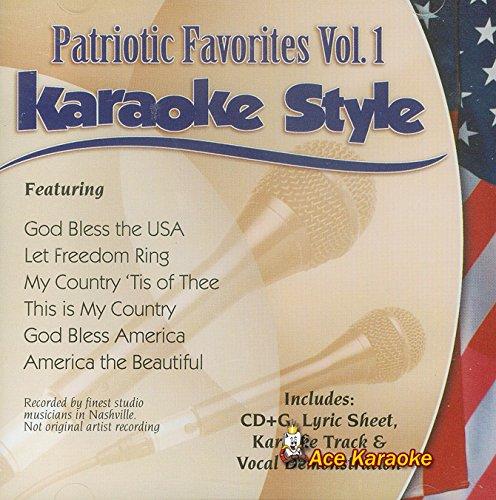 Daywind Karaoke - Daywind Karaoke Style: Patriotic Favorites, Vol. 1