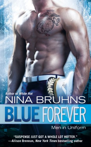 book cover of Blue Forever