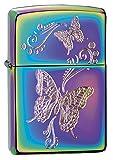 Zippo Butterflies Spectrum Pocket Lighter