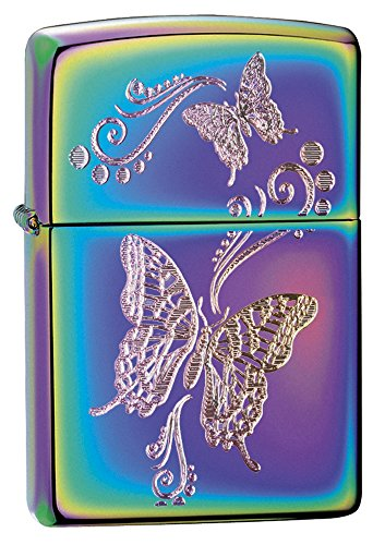 Zippo Butterflies Spectrum Pocket Lighter
