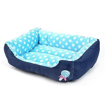 Amazon.com: Jim Hugh - Juego de cama para perros, sofá cama ...