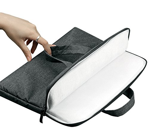 Crisant Luxury Sleeve Funda para ordenador portátil 11-12.0 inch,Mezclilla Waterproof Computer Bag / Bolso / Laptop Briefcases Cover Pour Apple MacBook Air 11.6'' / Macebook Retina 12.0'' / Asus Zenbo
