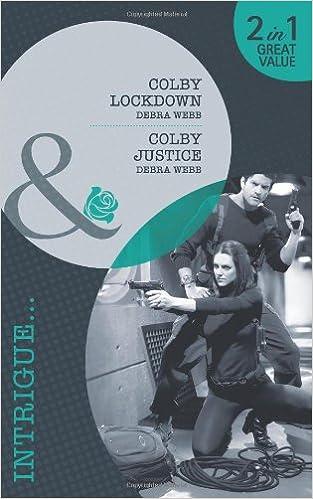 Colby Lockdown Justice Mills Boon Intrigue Debra Webb 9780263885002 Amazon Books