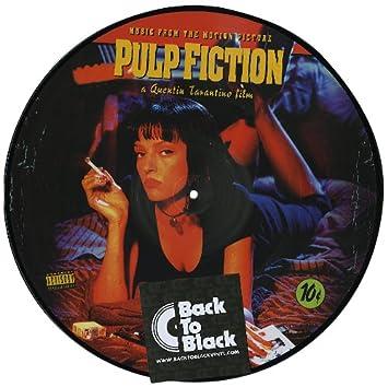 Pulp Fiction OST : Various Artists: Amazon.es: Música