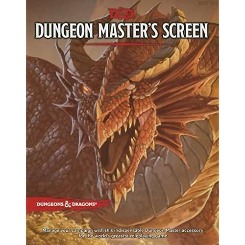 Dnd 5th edition amazon dd dungeon masters screen dd accessory fandeluxe Image collections