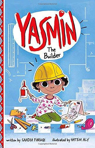 Yasmin the Builder, used for sale  Delivered anywhere in USA