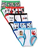Star Wars Little Boys Lego 5-Pack Underwear Brief