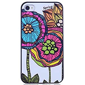 Buy The Blossomof Spring Cartoon Back Case for iPhone 4/4S