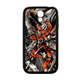SANYISAN Browning Camo Deer Hunter Cell Phone Case for Samsung Galaxy S4