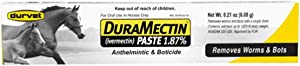 Duramectin Ivermectin Paste 1.87% for Horses, 0.21 oz