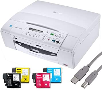 BROTHER DCP195C PRINTER WINDOWS 10 DRIVER