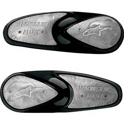 Alpinestars Replacement Magnesium Toe Slider Set - -
