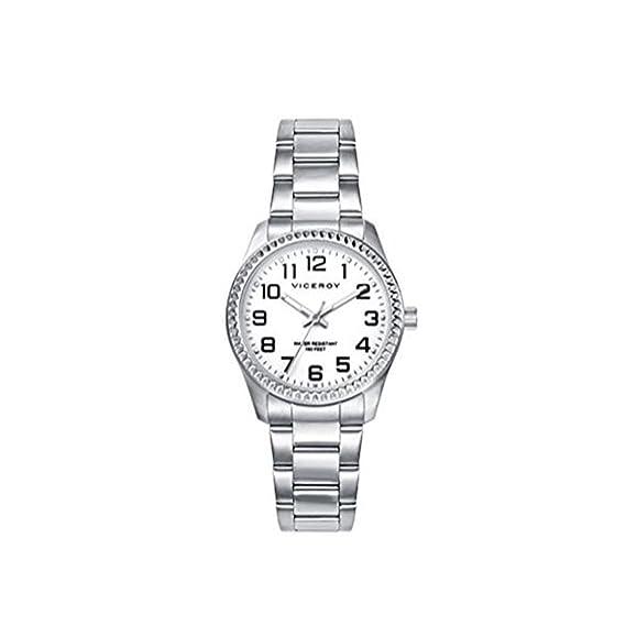 Reloj Viceroy - Mujer 40860-04  Amazon.es  Relojes bd127adf8b39
