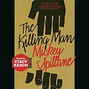 Killing Man Audiobook